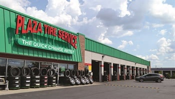 Plaza Tire Service Inc., winner of Modern Tire Dealer's 2017 Tire Dealer of the Year Award, is among the founding members of Tire Alliance Groupe.