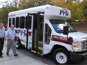 The transit industry and disability community need to engage in a dialogue that addresses customer service needs and desires. PVTA