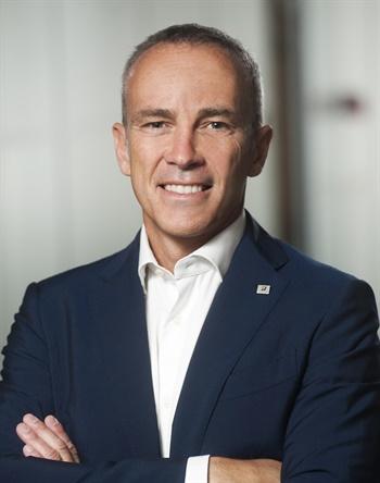 Paolo Ferrari will take over leadership of Bridgestone Americas from Gordon Knapp on Jan. 15, 2020.