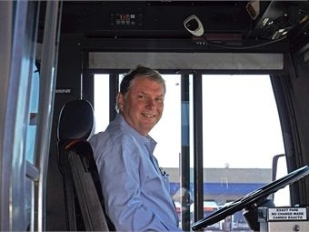 Paul Ballard, the former head of Fort Worth, Texas' Trinity Metro, was named interim CEO of Denver's RTD. 