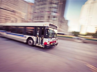 Right-sizing bus routes is one of the ways agencies can cut costs. Photos courtesy Paul Comfort
