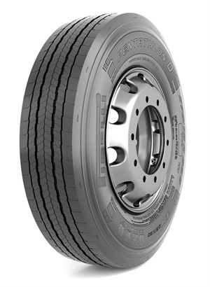 Pentathlon D is the first tire to launch in the Pentathlon product family for premium long haul needs in the U.S. and Canada.