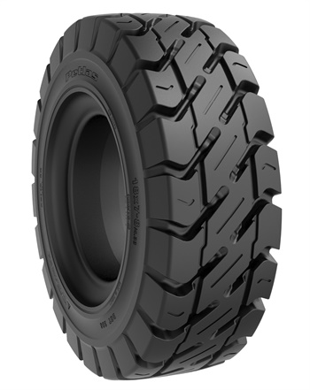 The Solid ST tire from Petlas is available in two sizes for forklifts, with two more sizes to be added in the second half of 2020.