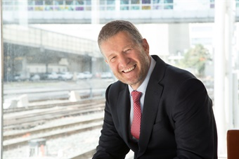 The Board of Directors of Metrolinx appointed experienced rail operator Phil Verster as its new president/CEO. Photo: Metrolinx