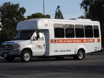 Equipped with a wheelchair lift and ramp meeting ADA specifications, and offering up to 100 miles range on a full charge, the ZEUS 305 bus is well-suited to meet the special requirements of senior citizen. Phoenix Motorcars LLC