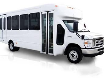 The company collaborated with L & R Group of Companies to replace gas-powered shuttle buses at LAX with Zero Emission Utility Shuttles buses.
