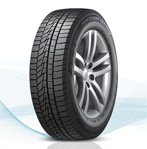 Hankook has received a Good Design for its new winter tire, which is sold in the U.S. market as the Winter i*cept iZ2.