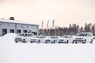 Hankook says its new Technotrac winter tire test facility in Ivalo, Finland, is the world's most northernmost tire test center.