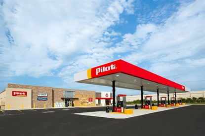 Pilot Travel Centers, which operates Pilot Flying J centers, is the 15th largest privately held company in America, according to Forbes.