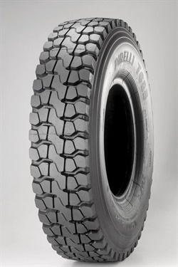 Thewide, deep transversal grooves on the TG:85 help with holding and grip on slippery surfaces.