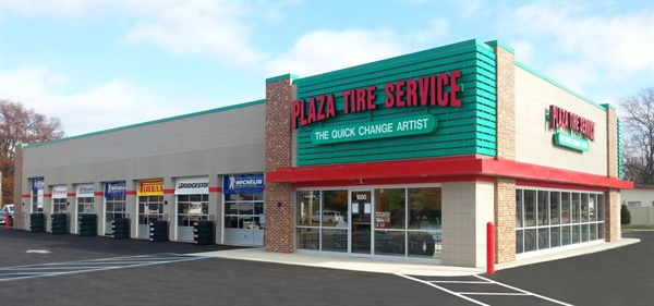 Plaza Tire Service recently opened its second location in O'Fallon, Mo.