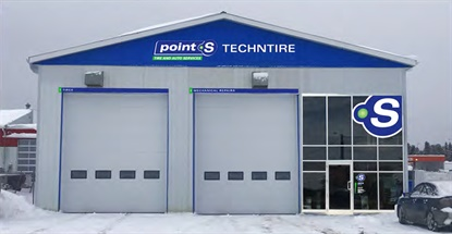 Tech N Tire in Whitecourt, Alberta, Canada has joined the Point S network of dealers.