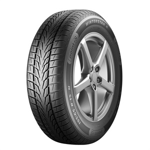 The Winterstar 4 features an aggressive directional tread pattern.