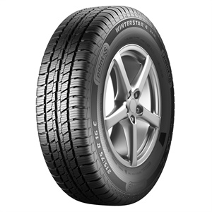 In a version specifically designed for utility vans, the Winterstar 4 Van tire is available in 13 sizes.