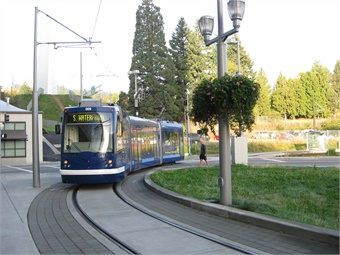 Portland Streetcar courtesy RNL Design.