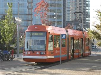 Portland Streetcar courtesy RNL Design.