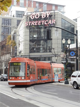 Photo: Portland Streetcar