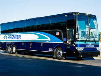Premier Transportation started in 1998 with one bus and a dream.Premier Transportation/IMG