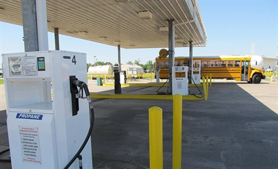 New research from the Propane Education & Research Council finds that the number of school districts choosing the alternative-fuel school buses continues to grow. File photo