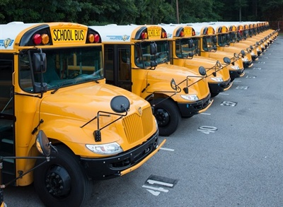 The Propane Education and Research Council's Volkswagen Trust Resource Center provides information about propane school buses and includes a state-by-state map with detailson how to apply for Volkswagen settlement funds. File photo courtesy IC Bus