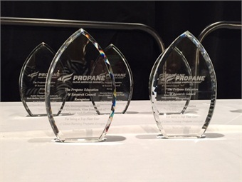 Propane Education Research Council awards