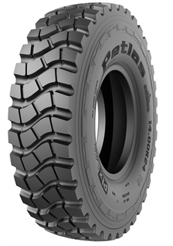 The Ptx L42 is a radial all-steel tire suitable for grader applications.