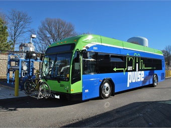 The same day the Pulse service launches, significant transit improvements across Richmond will also take effect for GRTC riders.