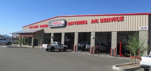 Purcell Tire & Rubber has expanded into Alaska and Washington with its purchase of Phelps Tire.