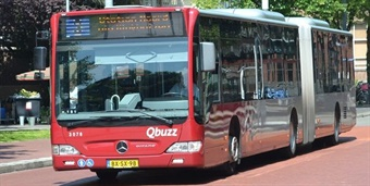 Netherlands-based transport company, Qbuzz, operates 686 buses and 27 trams to transport over 300,000 passengers daily. Photo: LILEE Systems