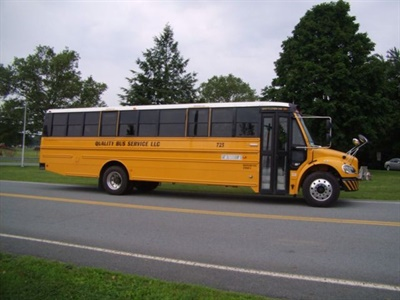 Student transportation provider National Express has acquired New York state-based Quality Bus Service.