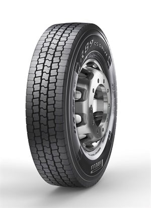 The Pirelli R89 Closed Shoulder Drive tire is availble in three sizes.