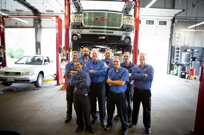 Automotive service is the name of the game at VIP Tires & Service, and John Quirk wants to make it an even larger focus of the business.