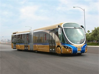 Complete Coach Works received a contract award to upgrade the aging AvantAC System in 50 Wrightbuses for Regional Transportation Commission of Southern Nevada. Photo: CCW
