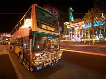 Cities like Las Vegas have forged partnerships to help provide services at night or in newly created job centers. RTC of Southern Nevada