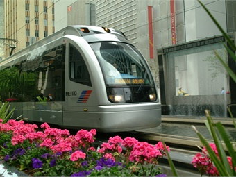 METRO officials expect to get its rail line back up after testing communications and power systems.