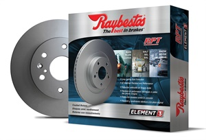 BPI says Element3 Coated Rotors are ideal for drivers in rust-prone areas where aggressive snow and ice-melt chemicals accelerate the corrosion of rotors, as well as coastal regions with salt in the air and high humidity.