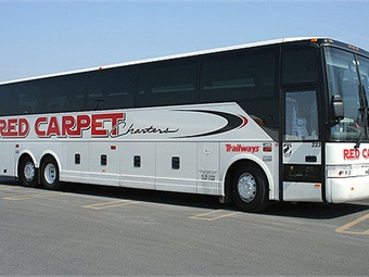 Jeff Polzien founded the company as Red Carpet Charters in Oklahoma City in 1984. Photo: Trailways