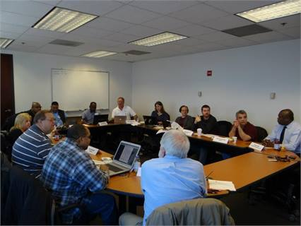 SEPTA, as part of an industry-wide consortium, collaborates with transit authorities across the country on the development of a national Transit Elevator/Escalator Maintenance Training and Apprenticeship Program adhering to standards set by APTA.