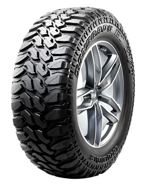Omni United has spent the last 18 months expanding its Radar line of tires, including the Renegade R7.