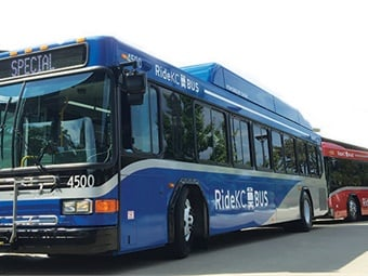 """RideKC will hold on-campus """"How-To-Ride Clinics"""" during the next several weeks. Students will be able to access the bus and ask any questions about the transit service."""