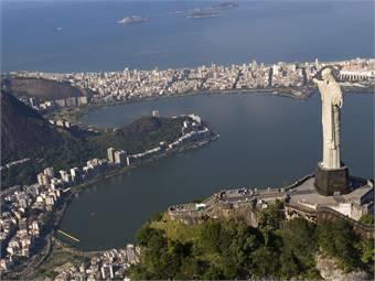 Photo of Rio de Janeiro courtesy Embratur by Beto Garavello/LUME