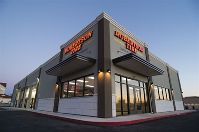 Robertson Tire Co. opened its 12th retail store in Broken Arrow, a Tulsa, Okla., suburb, in December 2015.  All of the company's stores are located in the Tulsa metropolitan area.