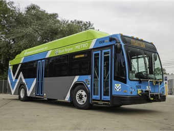 The new buses replace what will be three 17-year-old, 35-foot buses; one 13-year-old, 35-foot-bus; and three 13-year-old 40-foot buses in 2020.
