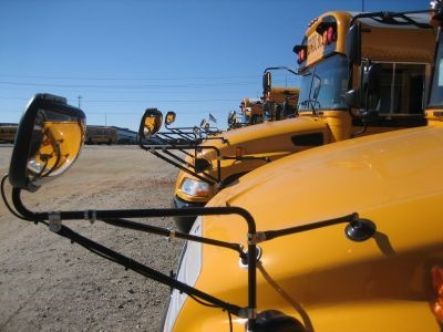 After shifting Rosco's focus to school buses, Englander worked to develop cross-view mirrors that met the vision requirements of FMVSS 111.