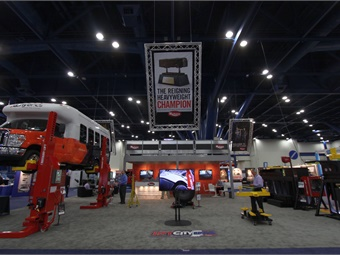 Rotary will feature industry-leading mobile column, platform, and in-ground lifts for the transit industry at APTA Expo Oct. 9 to 11 at the Georgia World Congress Center in Atlanta.