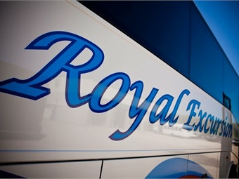 With this recent service extension, Royal Excursion continues to expand its footprint throughout the greater Midwest. Royal Excursion