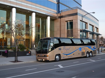 Forty-five-foot motorcoach sales saw another quarter of double-digit growth with 484 units sold; a 17.5% growth over the third quarter in 2017. Royal Coach Tours