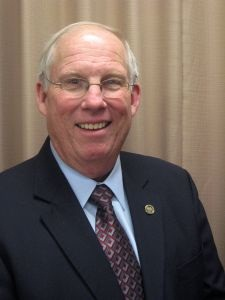 State pupil transportation director Russ Inbody worked for the Nebraska Department of Education for 37 years.