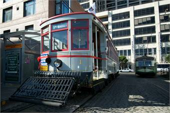 Photos courtesy SFMTA.
