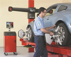 Alignment system design and technology continually evolves to provide easier, faster and more accurate wheel alignment service. Do yourself a favor and check out your supplier's latest models.
